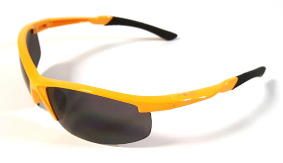 67055 Yellow-GolfWraps Golf Sunglasses
