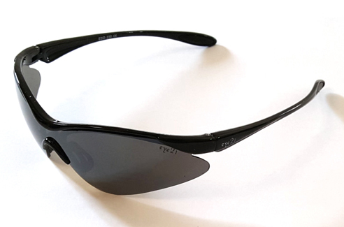 D230 Black-His Golf Sunglasses