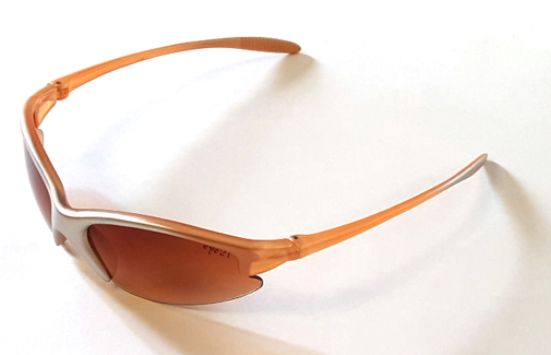 DOP4 Peach-Her Golf Golf Sunglasses