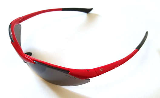 V26 Red-She Golf Golf Sunglasses