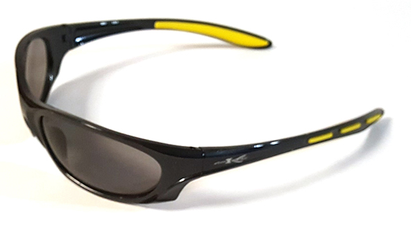67086 Yellow-Cross Sports Sunglasses