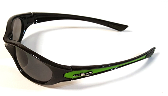 67118 Green-Engine Sports Sunglasses