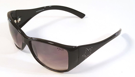 67032 Black-Star Fashion Sunglasses