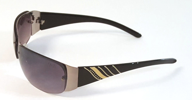 V63 White-Band Fashion Sunglasses