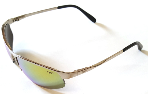 VS2542 Silver Fire-Golfer's Pick Golf Sunglasses